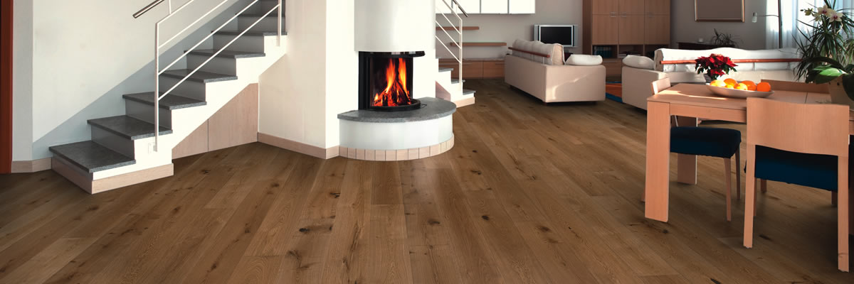 Flooring One wood