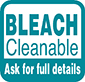 Bleach cleanable carpet